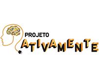 Logo - Projeto de Extensão ATIVAMENTE