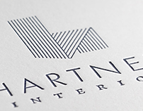 Hartnett Interiors Identity