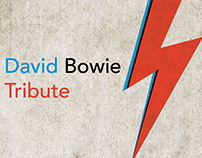 David Bowie Tribute posters