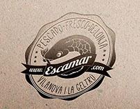 Branding para pescadería en Vilanova i la Geltrú