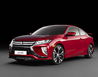 Mitsubishi Eclipse Coupe and SUV review 2020
