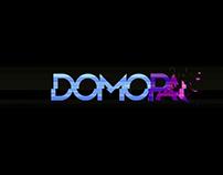 Domopalooza Logo build