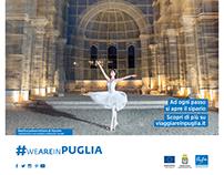 Institutional Campaign for Puglia Promozione