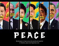 PEACE | POP ART