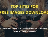 10 sites for quality free images for commercial