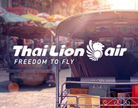 Lion Air | Bangkok's Shopping Paradise