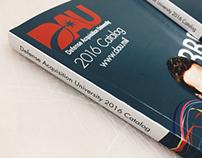 2016 Course Catalog