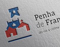 Logomarca Penha de França