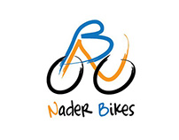 Nader Bikes Logo