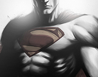 Dawn of Justice - Character arts