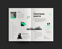 Scenario | Magazine Redesign