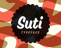 Suti Typeface