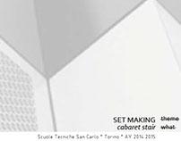 Cabaret stair