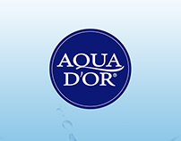 Aqua D'or website