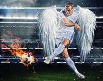 Gareth Bale 2017/18 Wallpaper