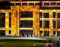 Musco Center Opening- Digital Mapping