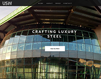 United Steel Works Website