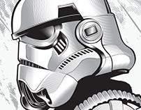 Stormtrooper Study