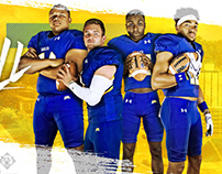 Morehead State Fall Sports Posters