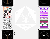 Casetify // Apple Watch // Collection 2015
