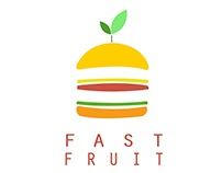 FOOD DELIVERY // FAST FRUIT