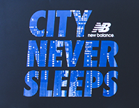 "KITH x New Balance ""City Never Sleeps"""