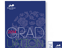 Brochure Design | Graduation 2014