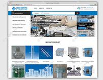 ABBAS SCIENTIFIC – Website Design Development Marketing