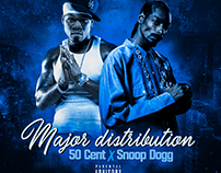50 Cent x Snoop Dogg |Major Distribution