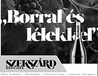 Szekszárd – Identity design, 2016