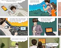 Qualcomm comic