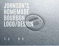 Johnson's Homemade Kentucky Bourbon (Branding/Identity)