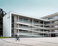 Science & Technology Building UNAL
