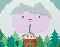 Frappuccino GIF Mania