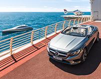 Mercedes-Benz x Silver Arrows Marine x Airbus