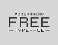 MODERNHEAD - FREE MODERN & CLEAN SANS SERIF