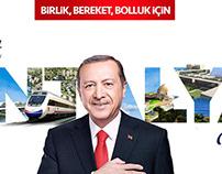 AK Parti Antalya / 2018 Genel Seçimler