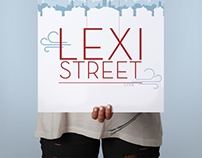 Lexi Street Official Live Tour Poster