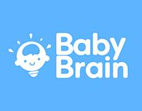 *BabyBrain* identidad corporativa