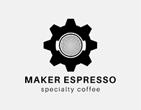Logo design for a coffee shop