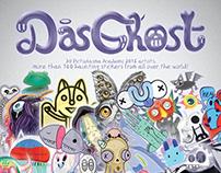 DasGhost Stickerbook