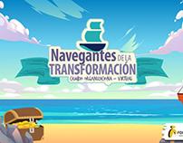 NAVEGANTES DE LA TRANSFORMACIÓN - VIRTUAL
