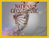 National Geographic / August 2016 Front Cover