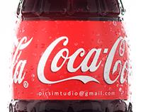 Coca Cola CGI
