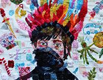 Ilia/embroidery