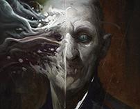 Escape The Night-Monstrous Face