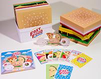 Fast Food Board Game
