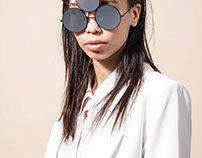 Coco + Breezy 'Tres' Sunglasses Editorial