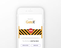 Gateit Open Gates App