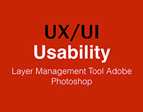 Ux for adobe photoshop